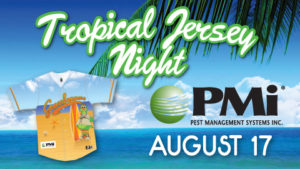 PMI Tropical Jersey Night